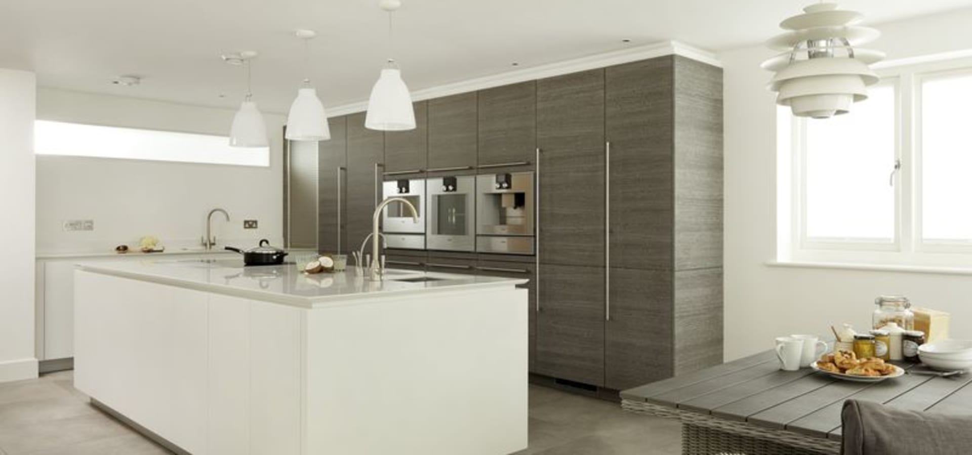 Halcyon Interiors Kitchen Planners In London