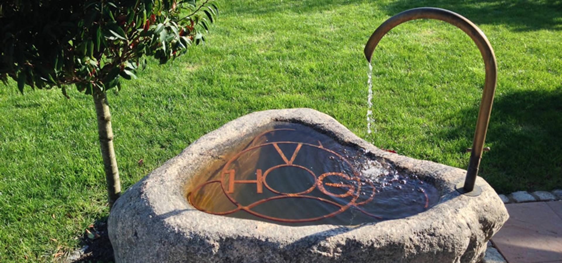 Gartentisch Von Steiner Naturstein Homify