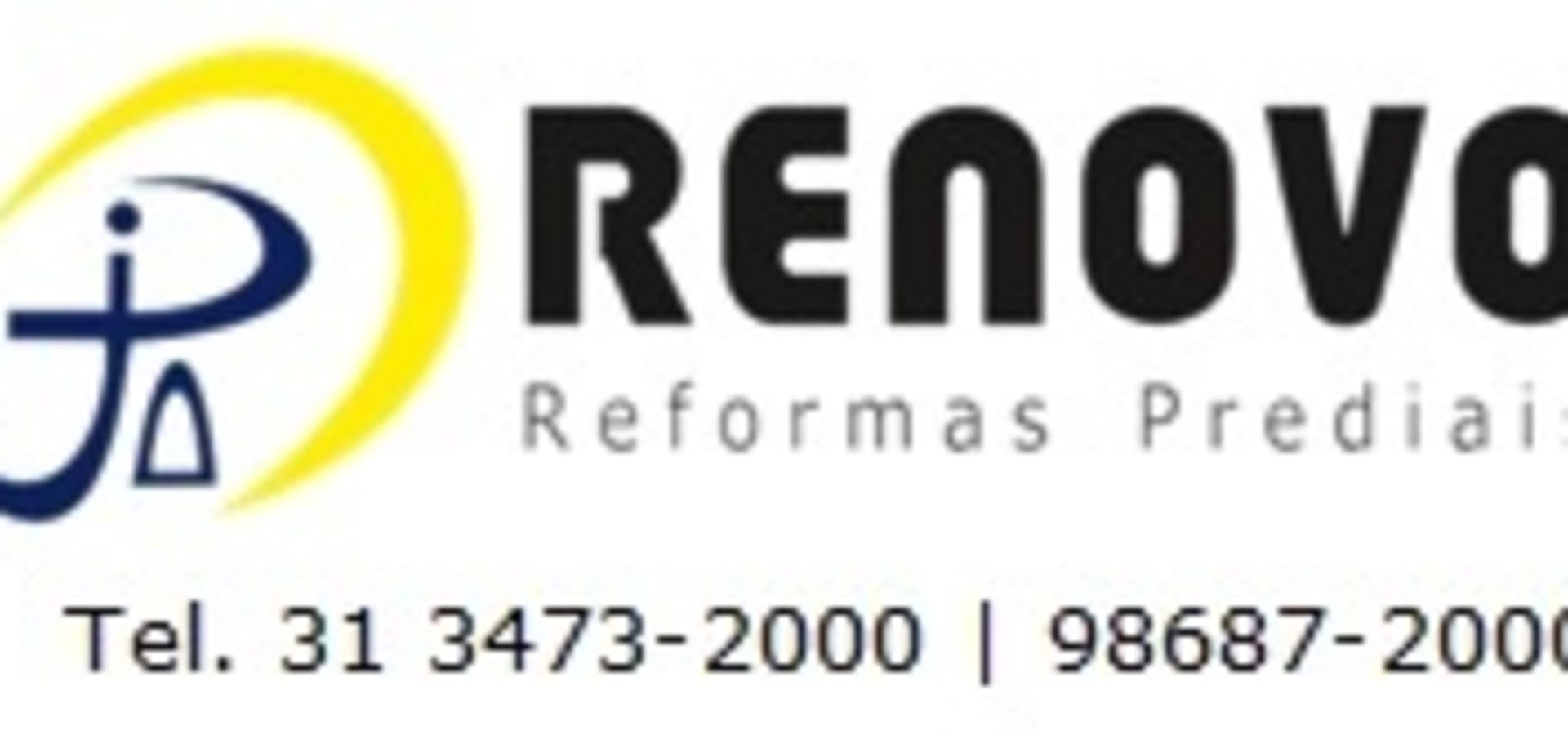 Renovo Reformas Retrofit Fachada 3473-2000 em Belo Horizonte