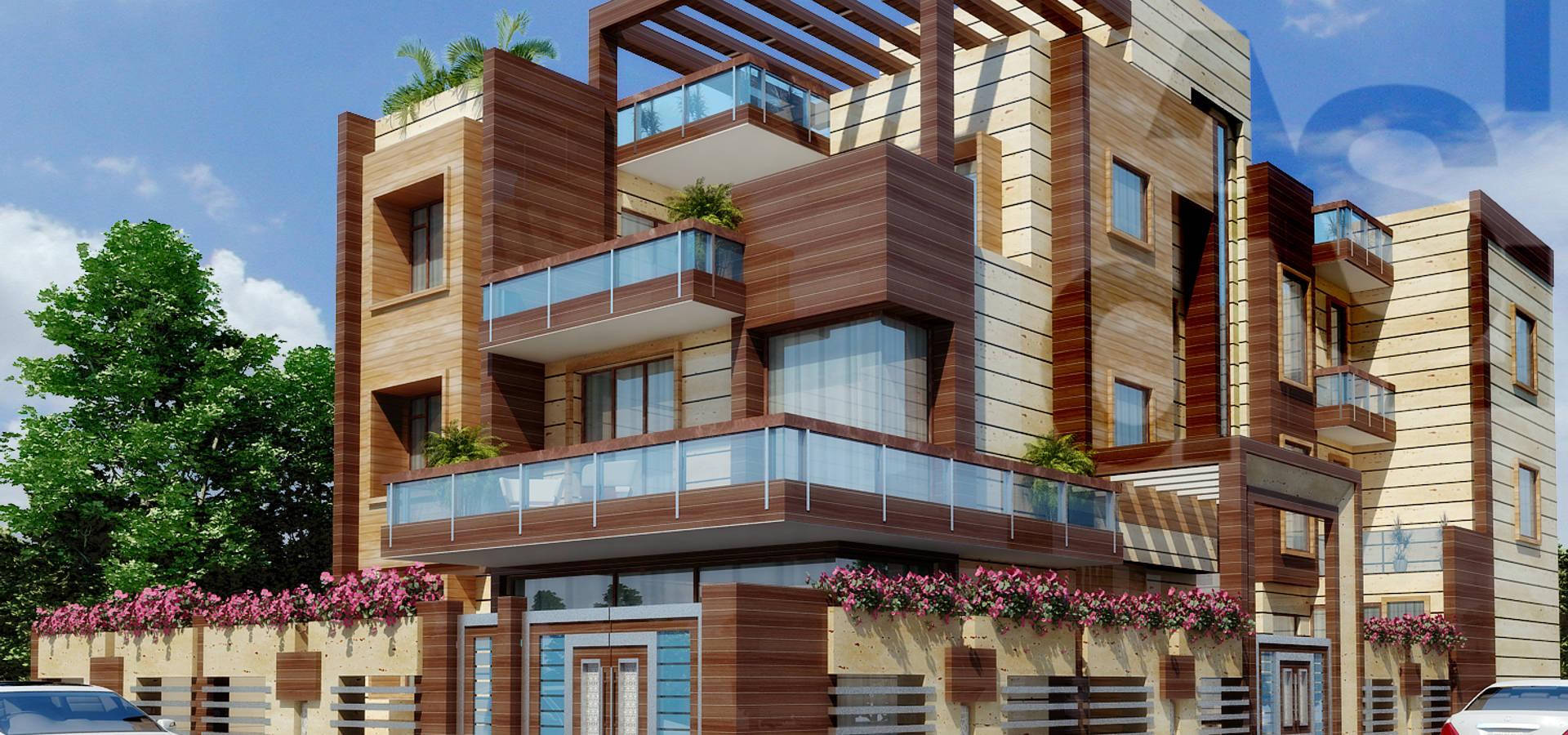 Architects Design Studio  Architects and Interior Designers in Delhi