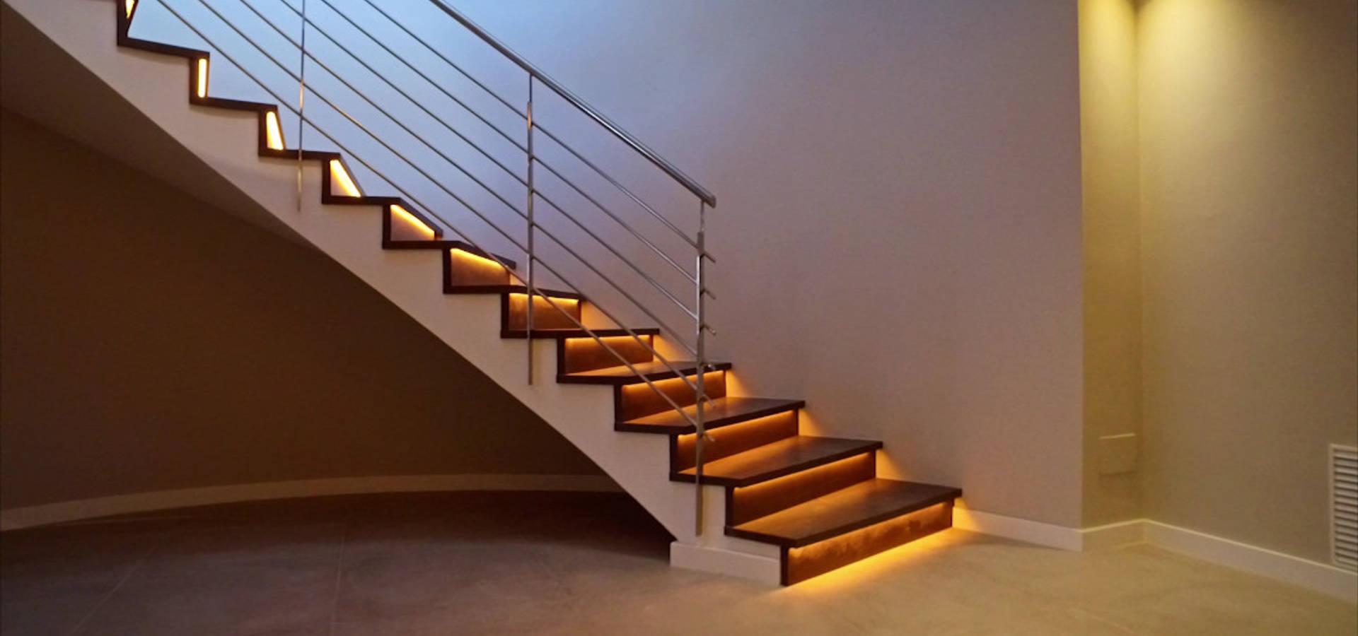 rf serveis agudo sl - Escaleras Voladas