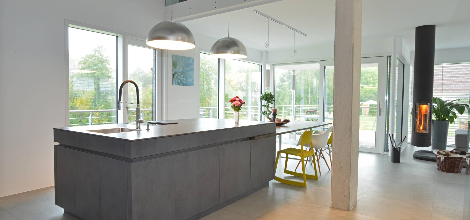 KITCHEN inside-out by Küchenwerkstatt Kemptner GmbH - Haus des ...