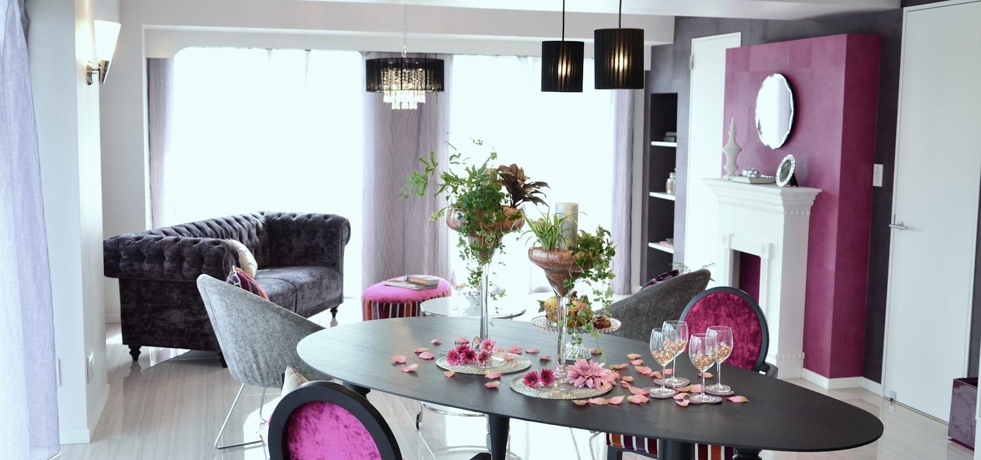 interior design Strasse