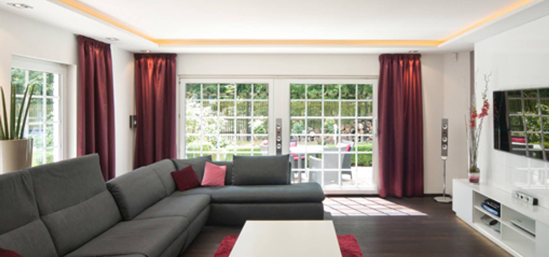 wohnhaus im landkreis leipzig von jacqueline fox freie innenarchitektin homify. Black Bedroom Furniture Sets. Home Design Ideas