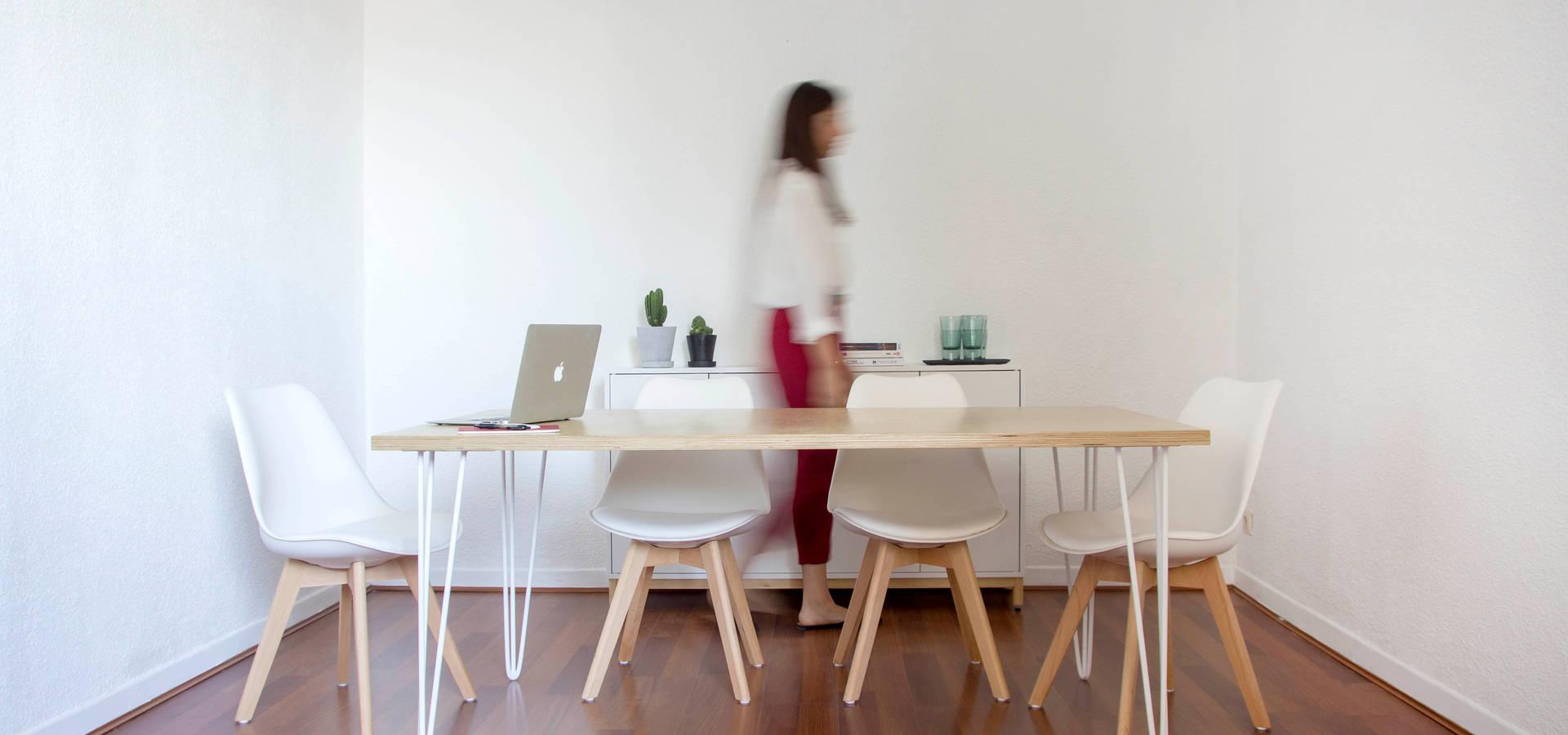 minibau innenarchitekten in berlin homify. Black Bedroom Furniture Sets. Home Design Ideas
