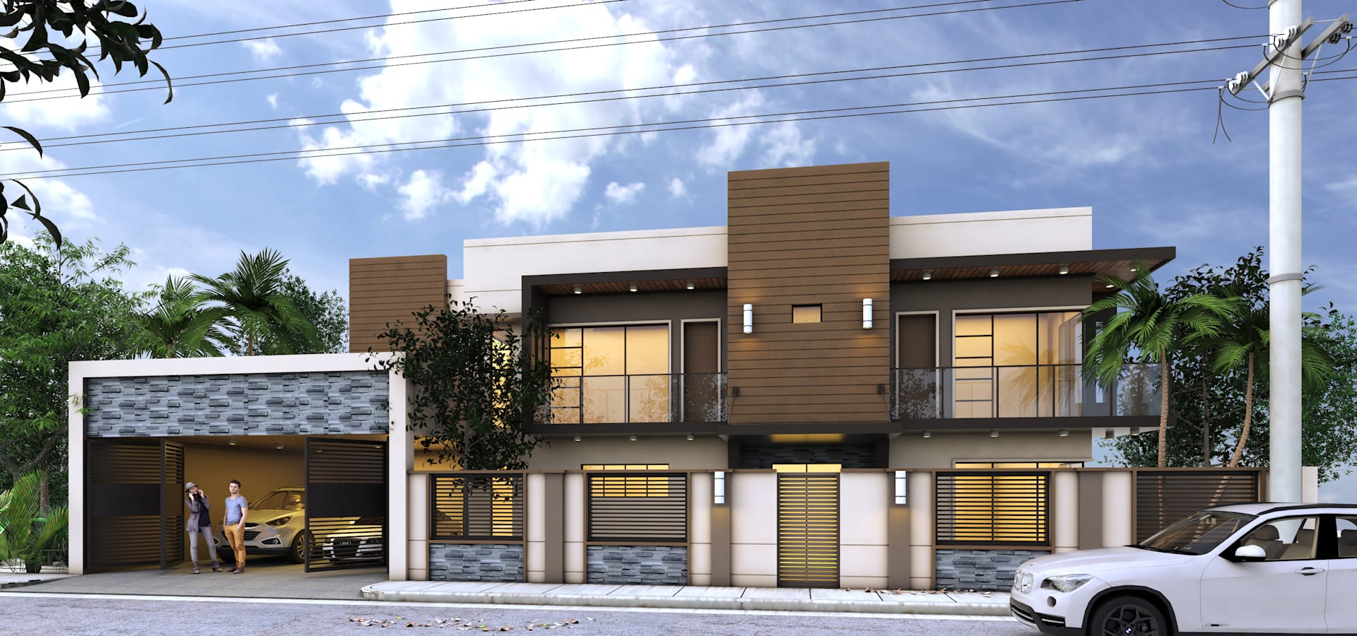 Kc zc archdesign architects in manila city homify for Design homes kc