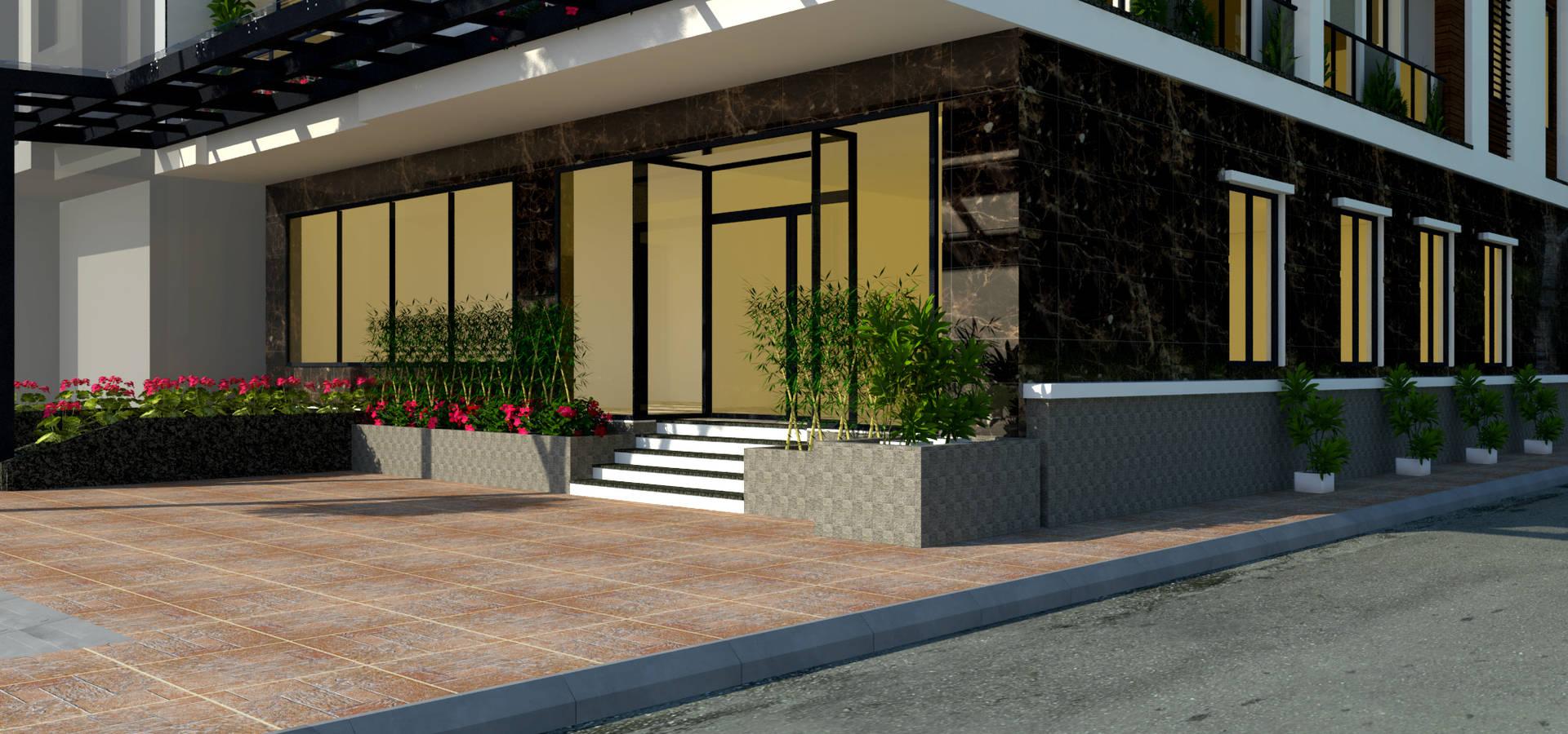 công ty cổ phần kiến trúc và nội thất adhome