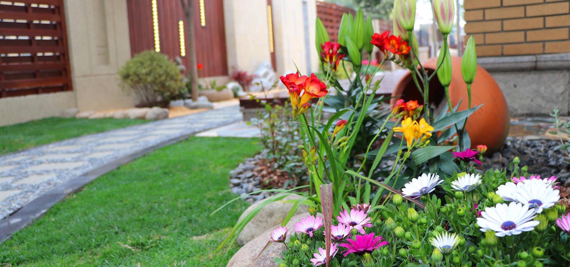 M  Garden