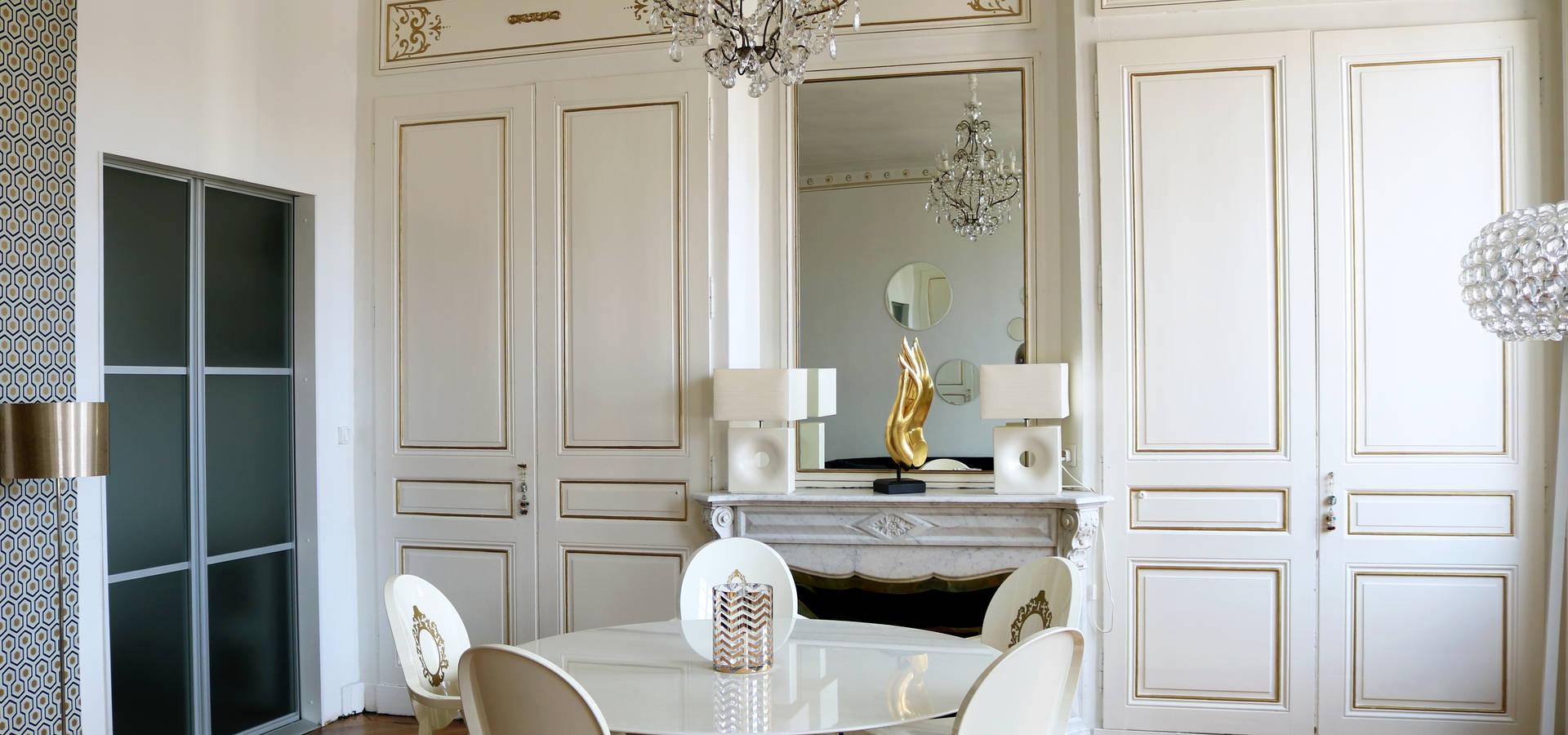 Aménagement et decoration contemporain design dans ...