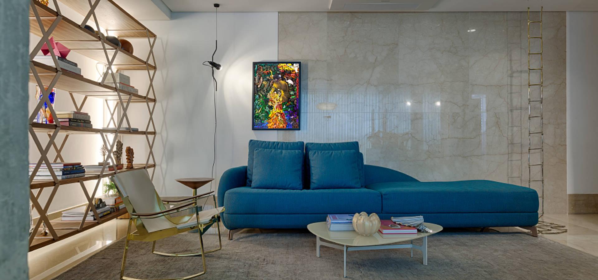 Luiz Henrique Ribeiro arquitetura e design de interiores