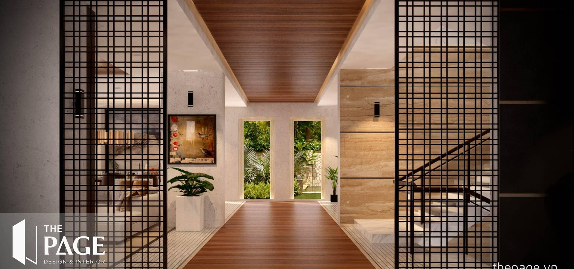 The Page Interior & Design