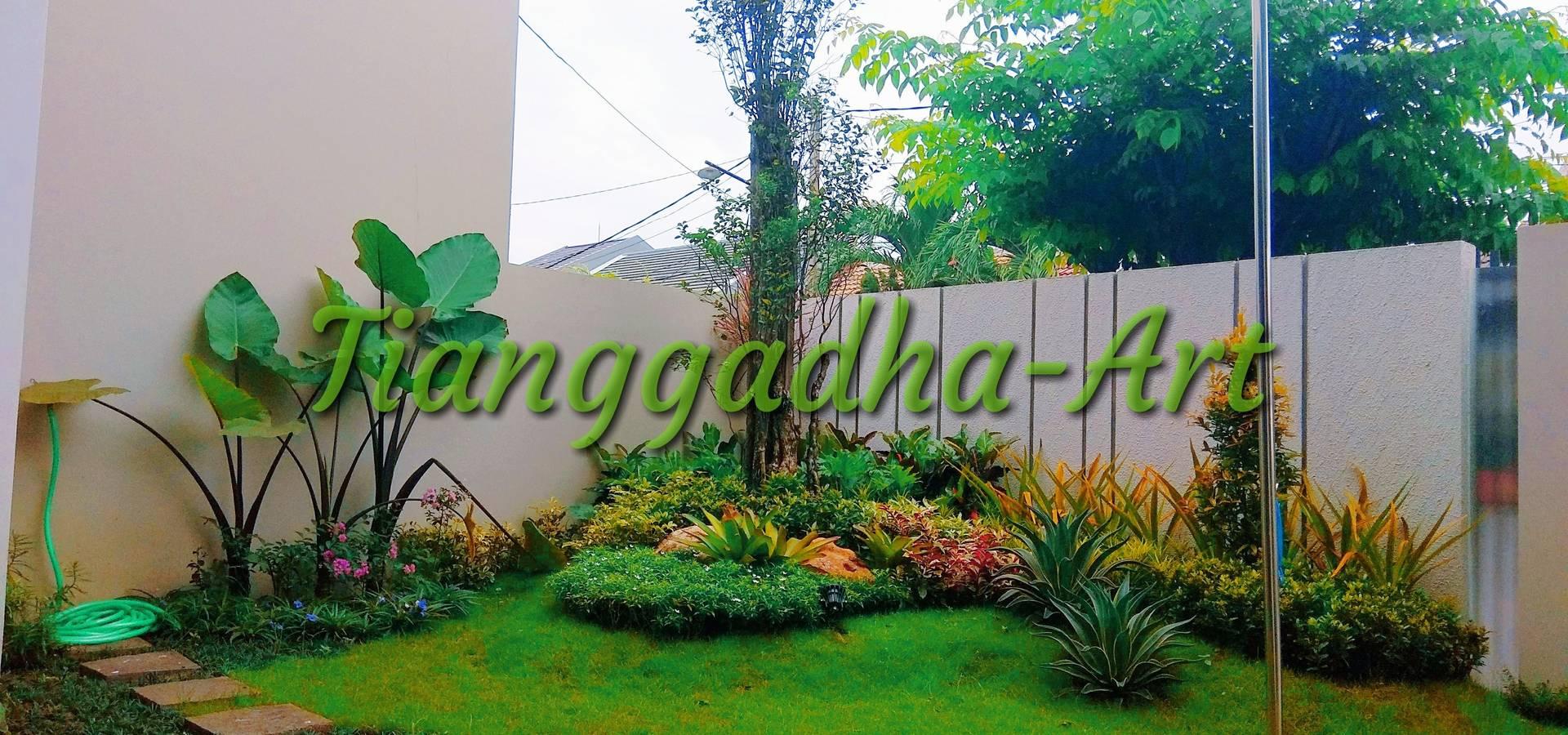 Jasa Desain Taman Surabaya Untuk Rumah Tinggal | Homify
