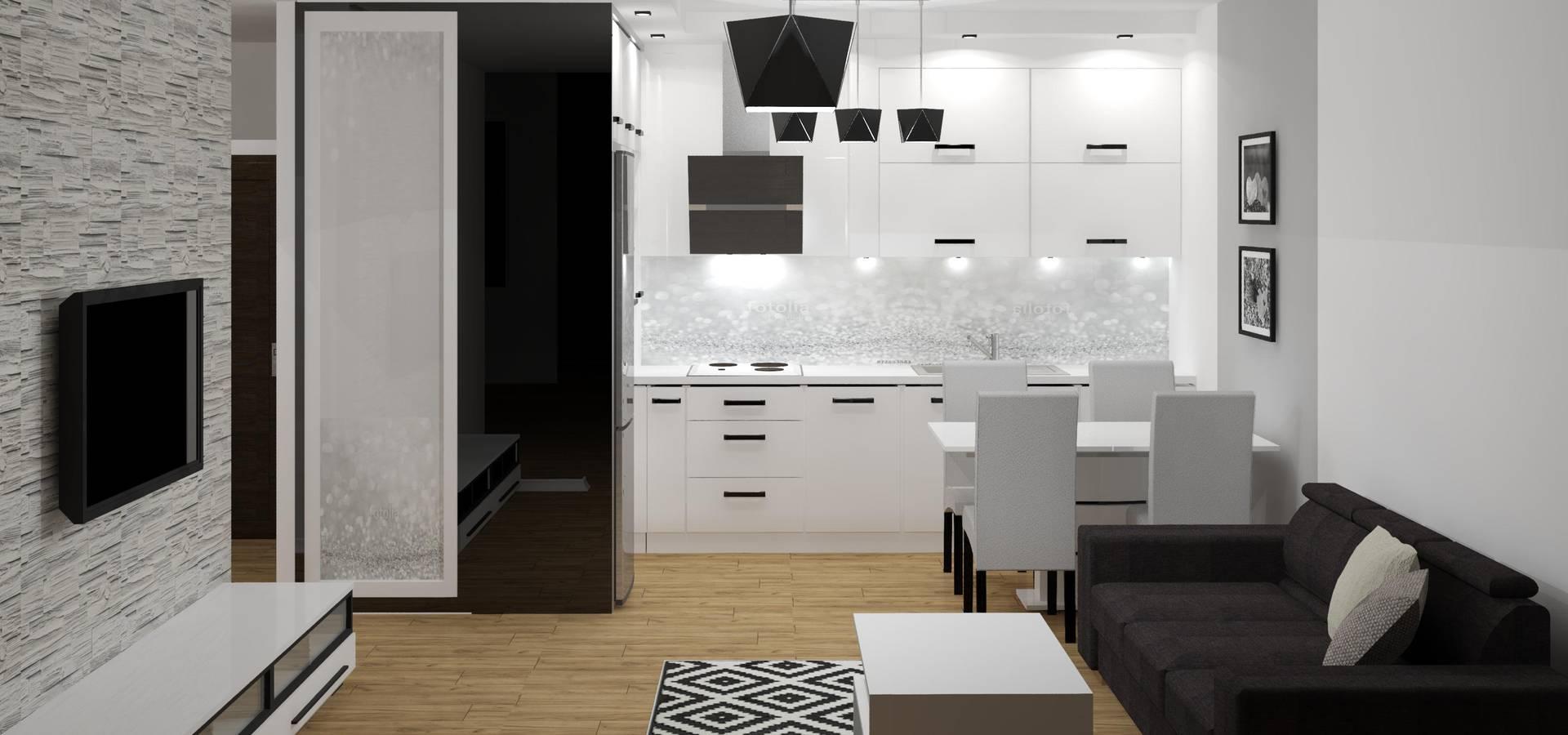 3D Interior Studio Projektowania Wnętrz