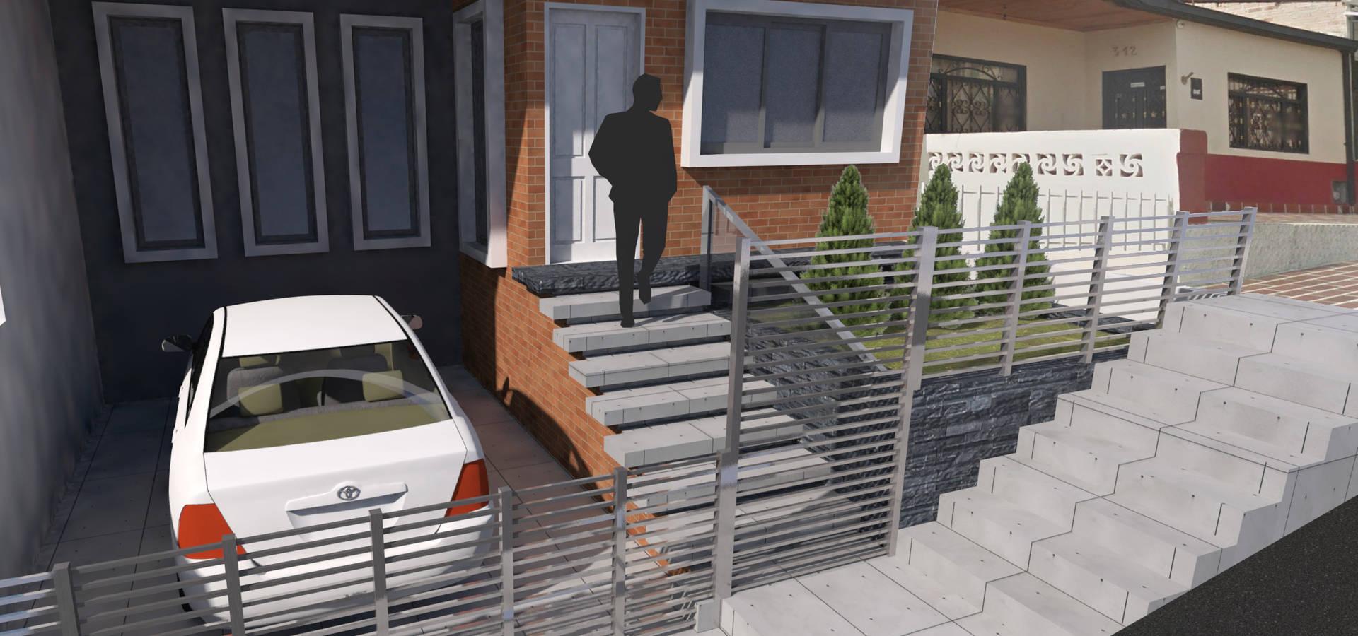 Arquitecto Harvin Sanchez Areniz