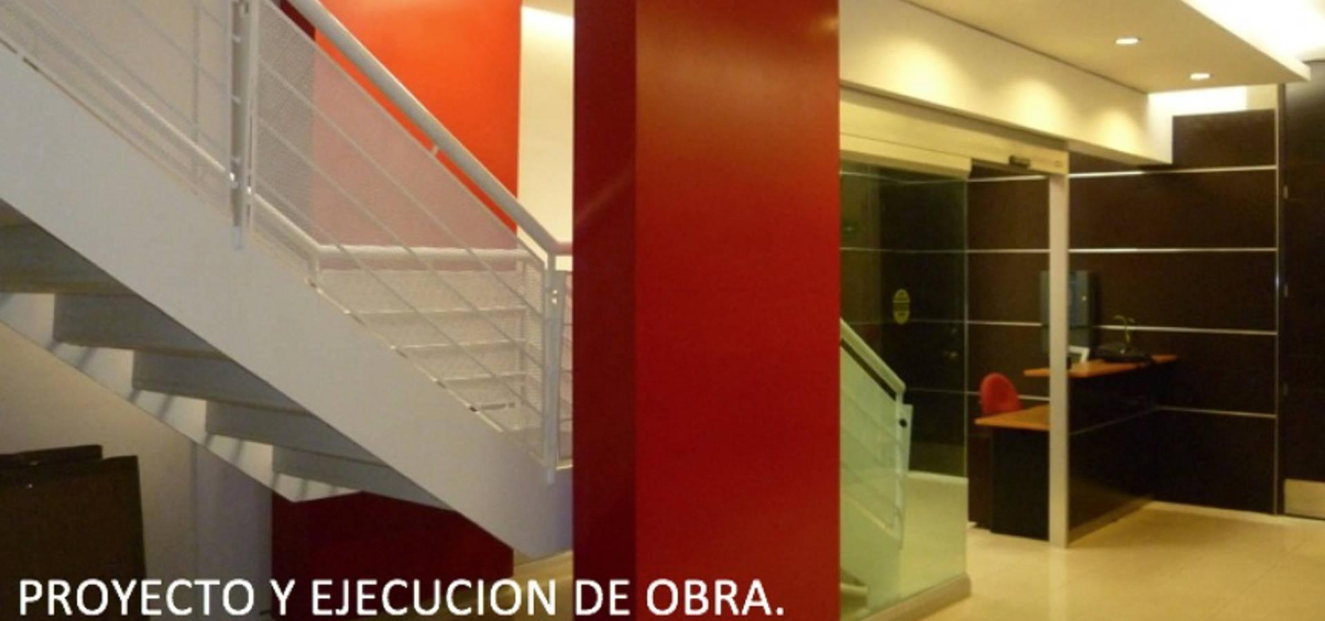 RECREA ARQUITECTURA Y CONSTRUCCION