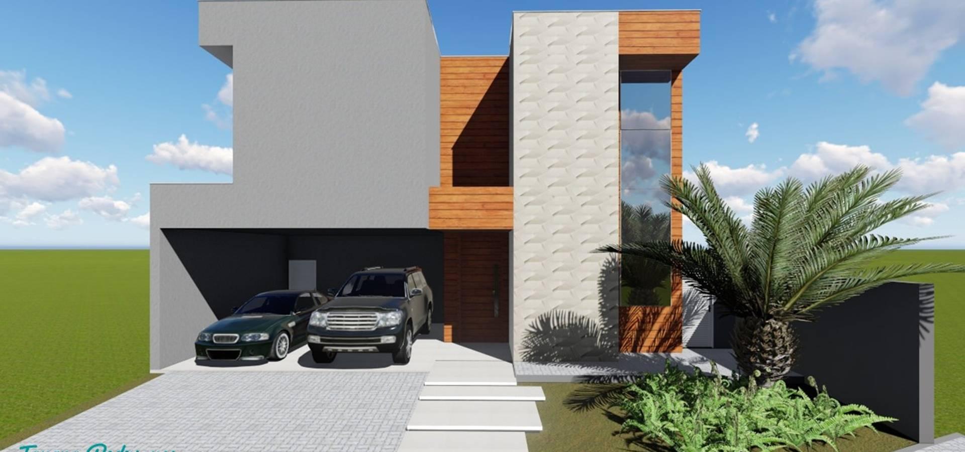 Tauana Rodrigues – Arquitetura e Interiores