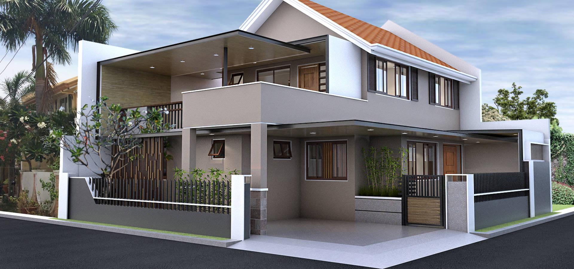 Architecture Creates Your Environment Design Studio