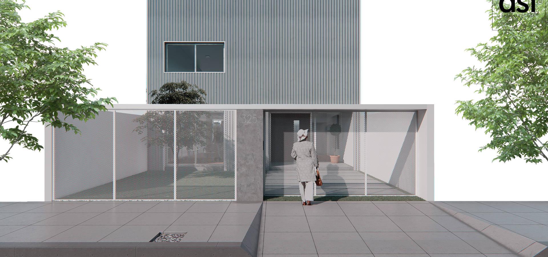 DST arquitectura