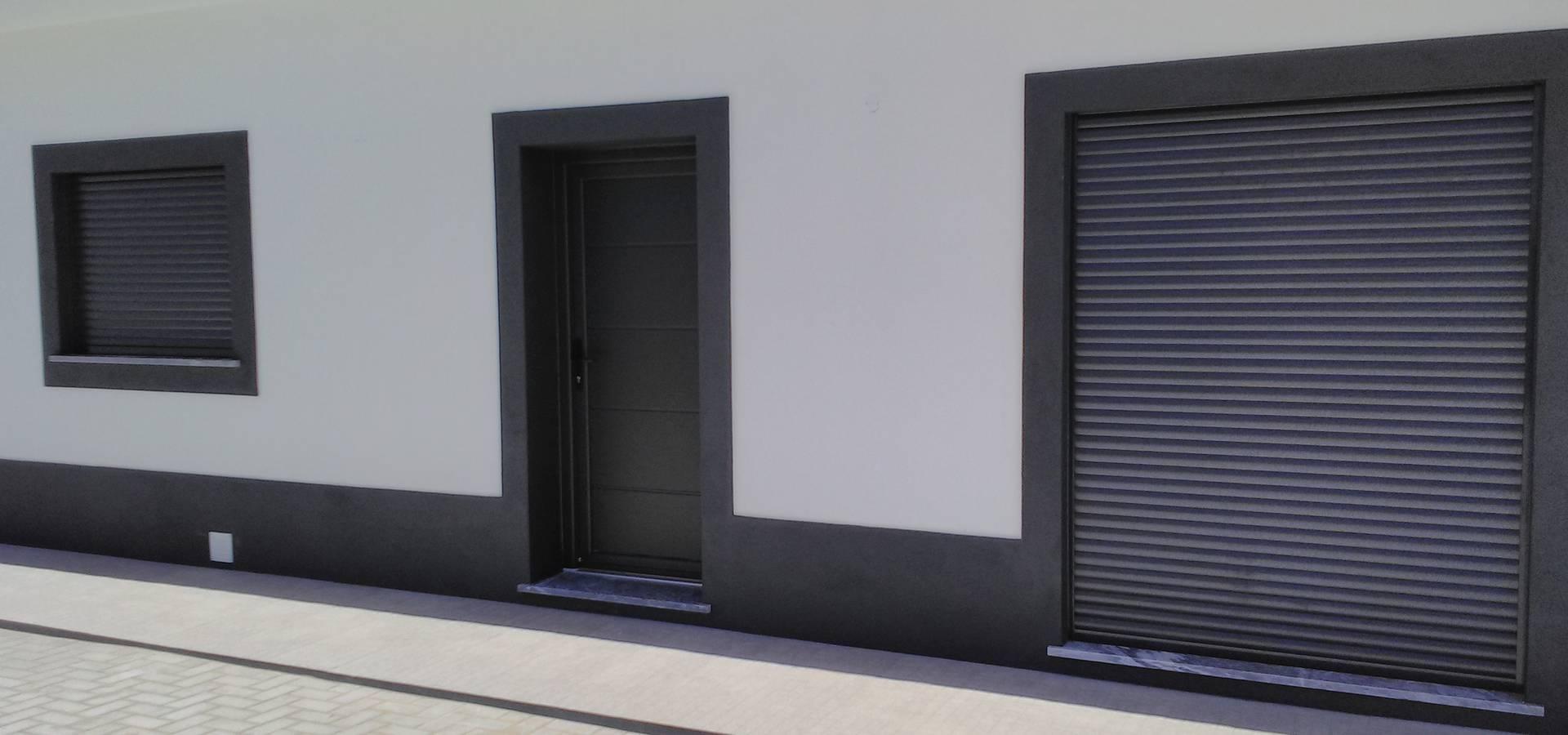 MEGAFIL – INDÚSTRIA DE CAIXILHARIA, LDA