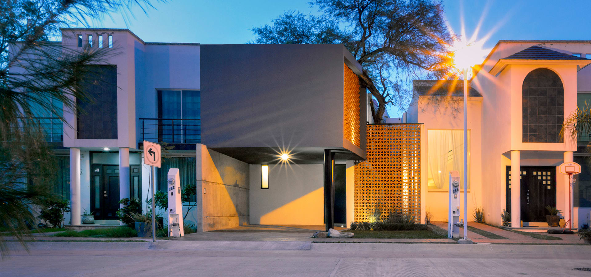 CUBO ROJO Arquitectura