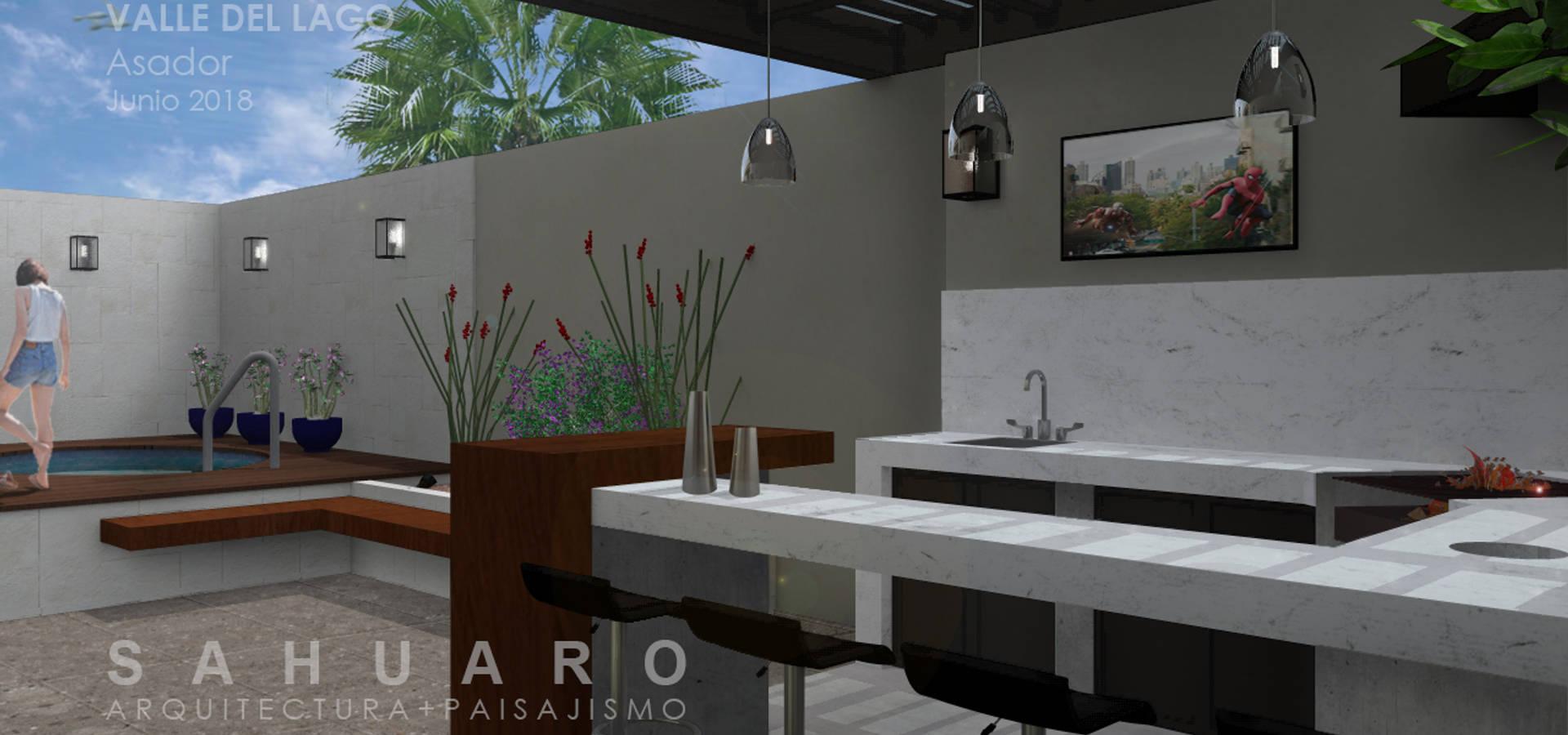 SAHUARO Arquitectura + Paisajismo