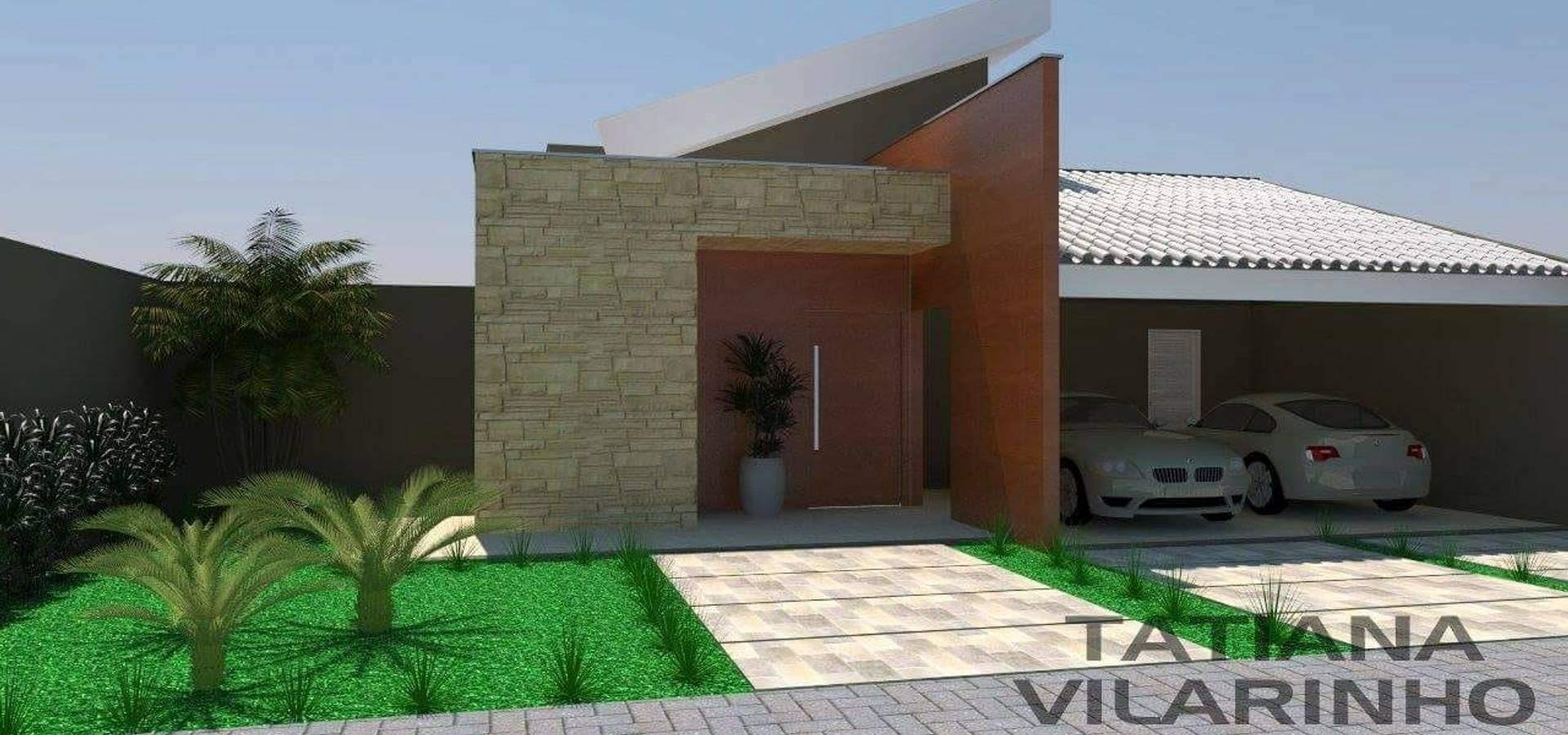 Arquiteta Tatiana Vilarinho