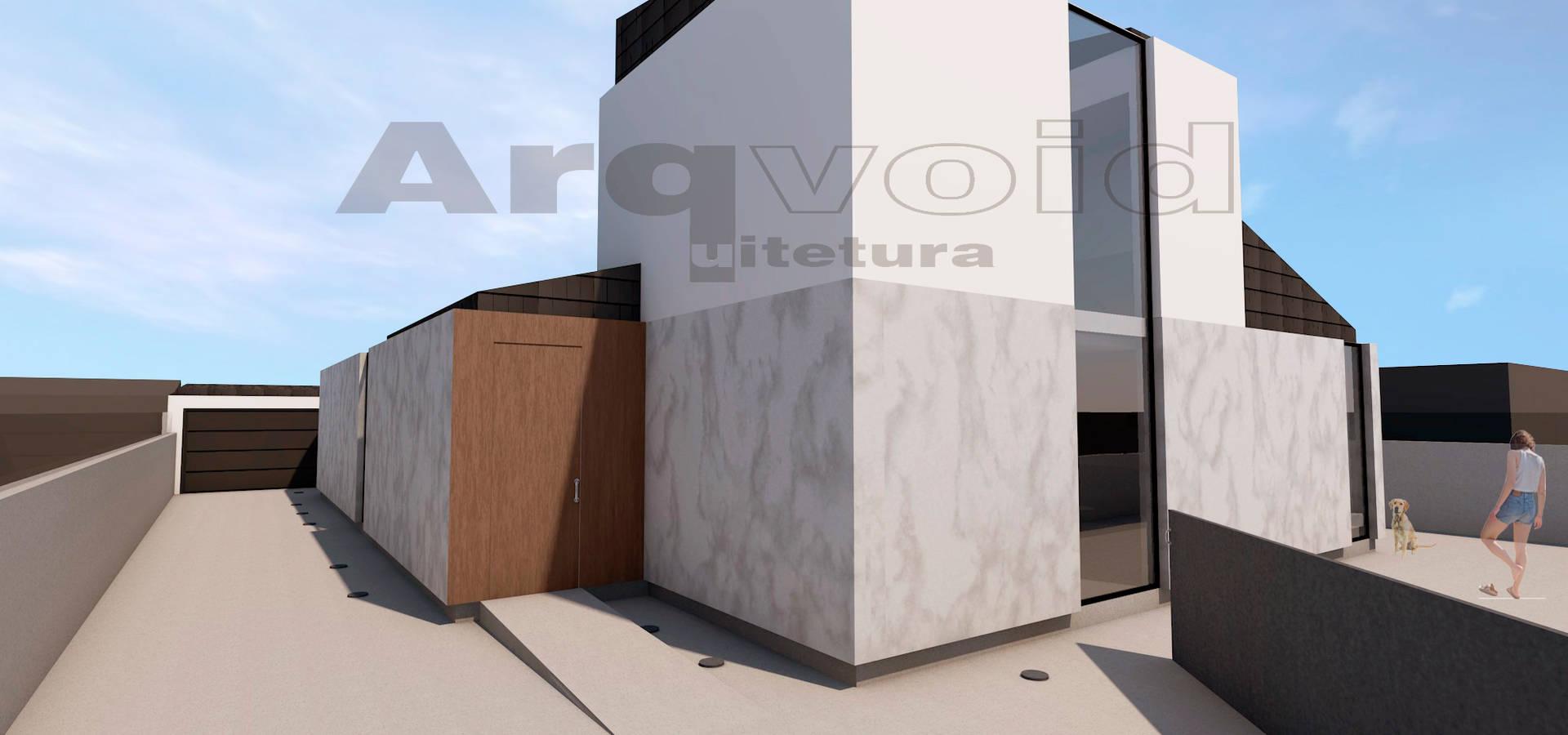 Arqvoid – Arquitetura e Serviços, Lda.