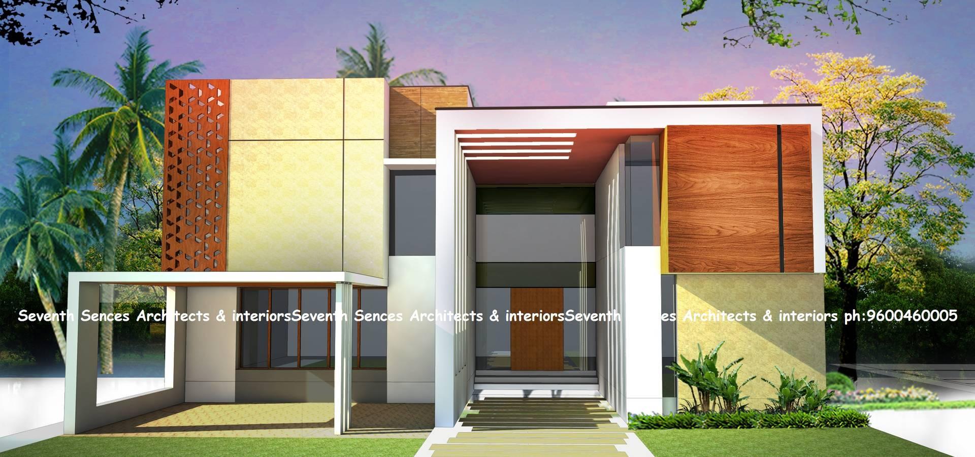 Seventh Sence Architects & interior