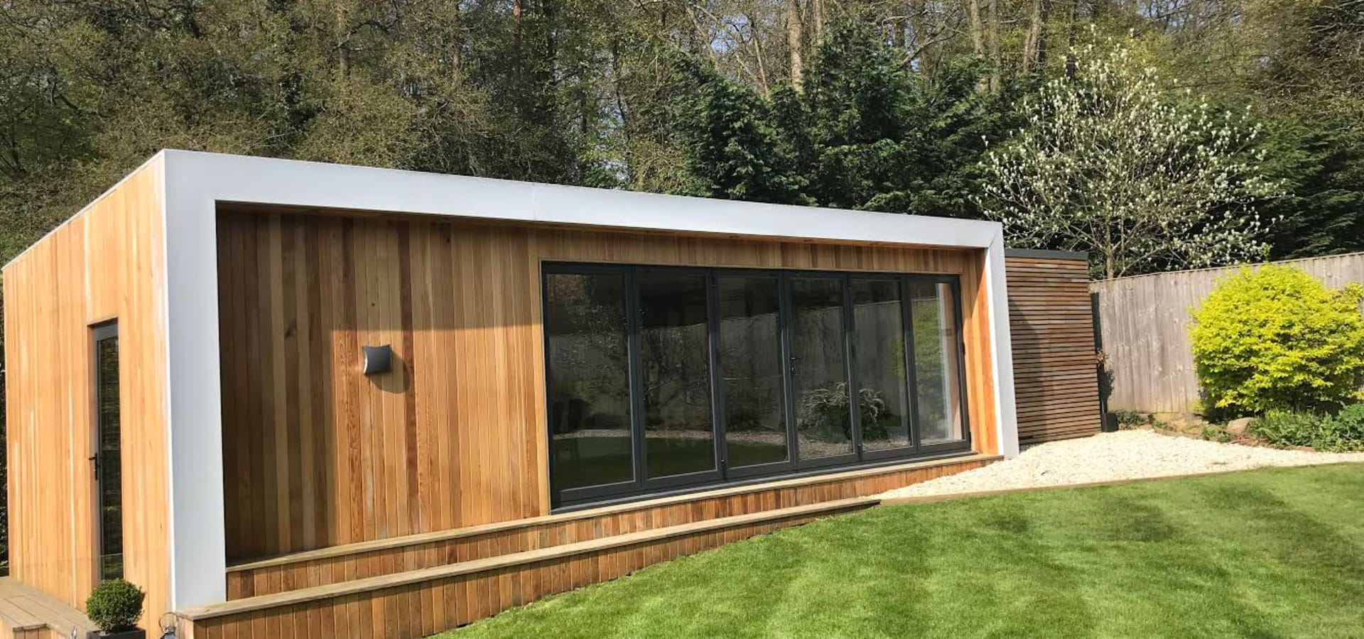 Large garden room project by modern garden rooms ltd homify