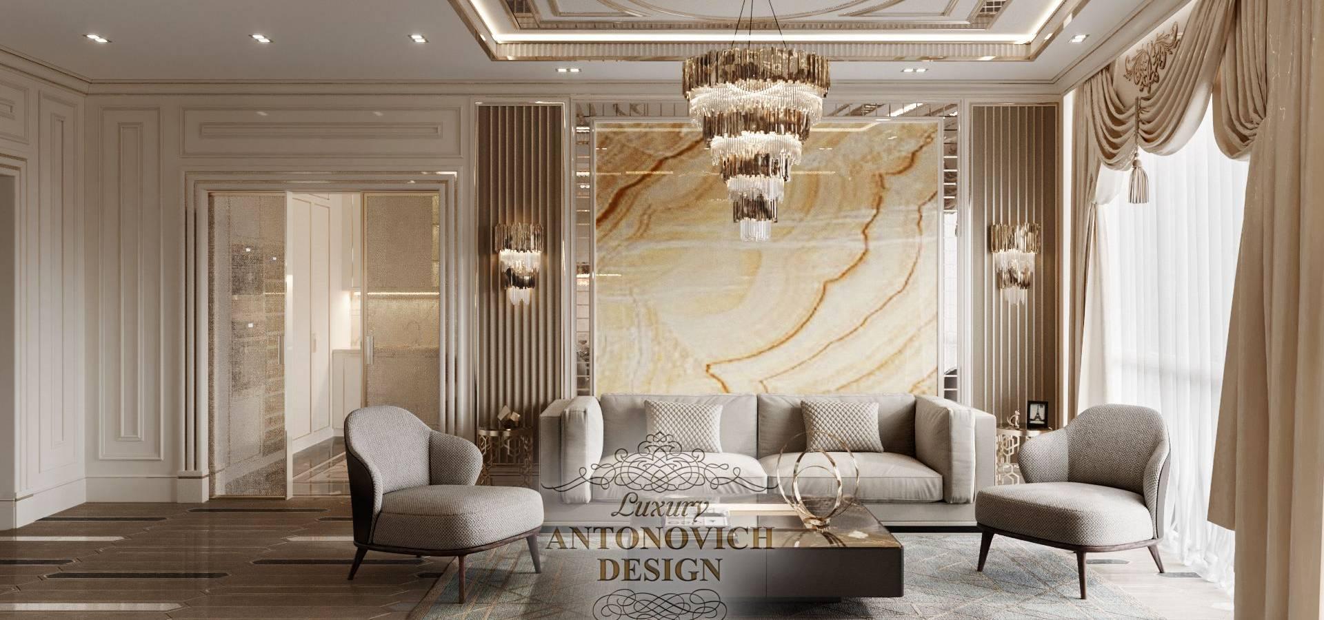 Студия Luxury Antonovich Design