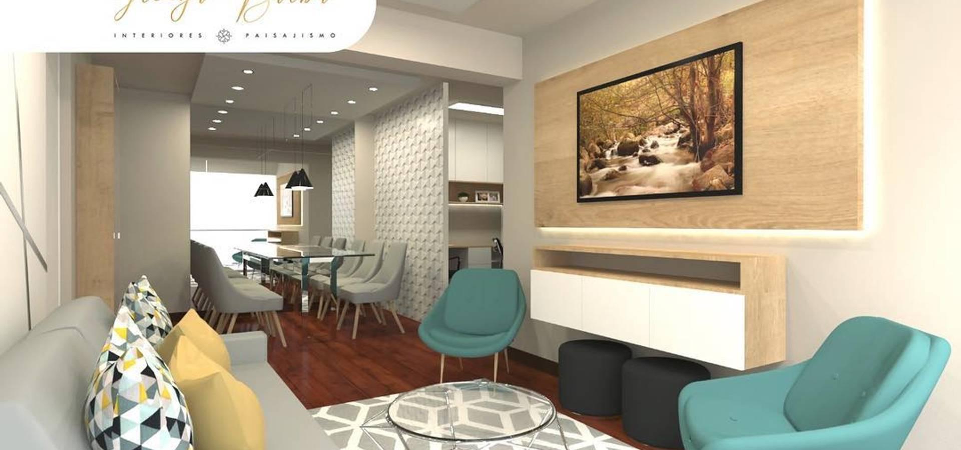 Irenya Barba – Diseño de Interiores