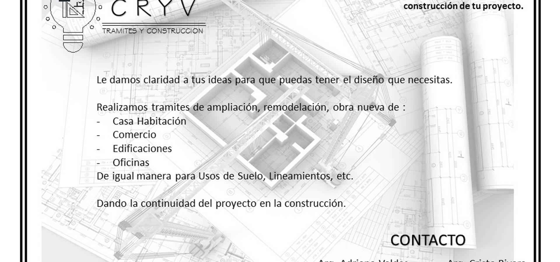 CRYV Proyectos y Construccion