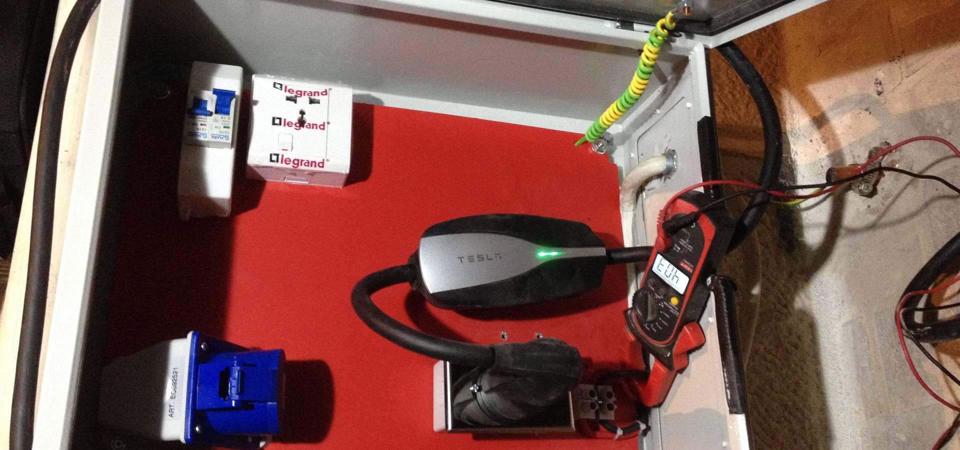وفا للخدمات الكهربائية المتخصصة