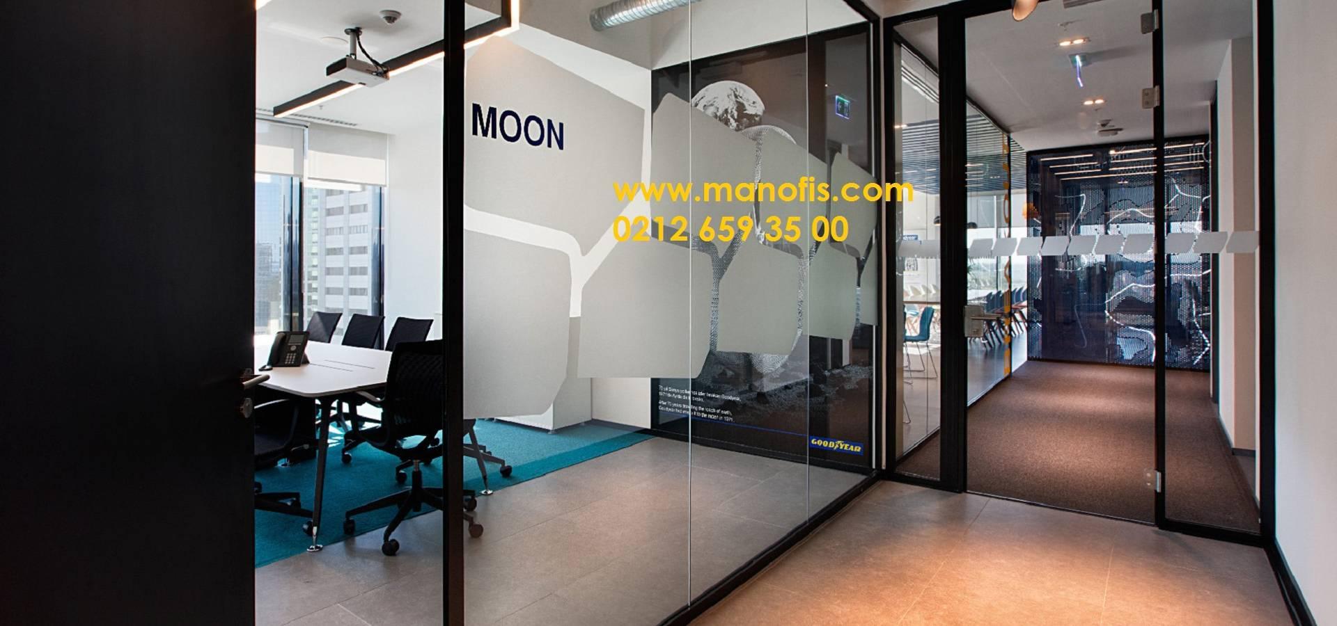 Man Ofis – Ofis Bölme Sistemleri