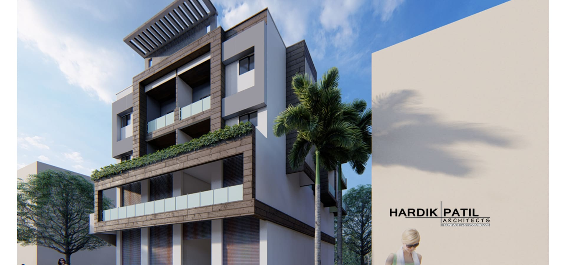 HARDIK PATIL ARCHITECTS