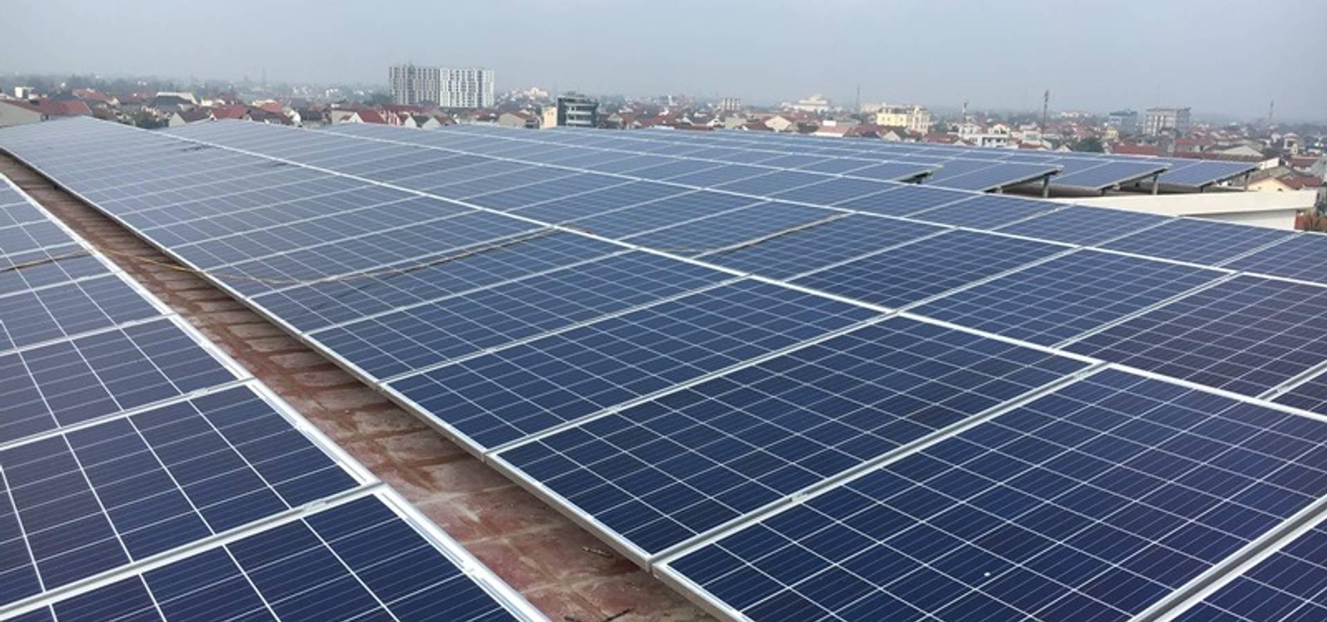 Điện mặt trời Võ Gia Solar