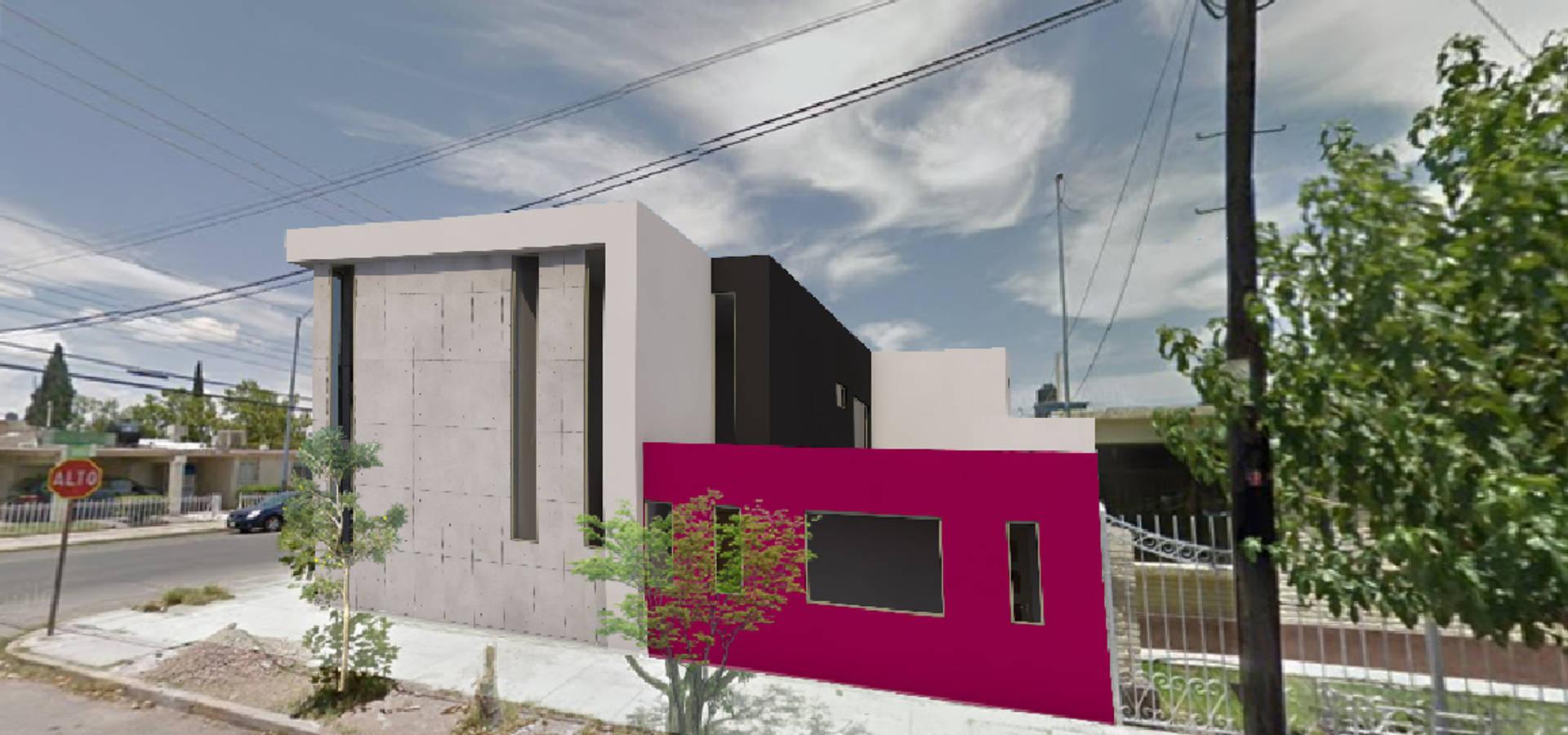 PROYEXION Taller de Arq & Urbanismo