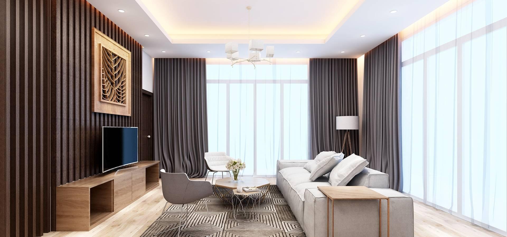 Nguyen Phong Thiết kế nội thất