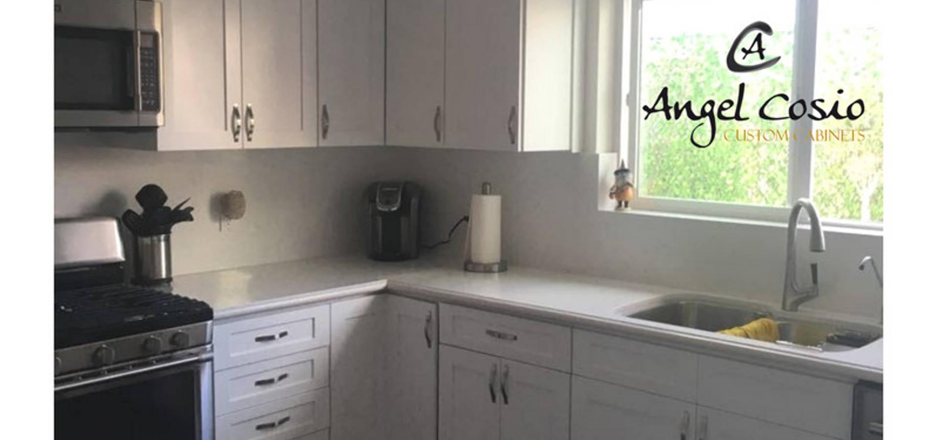 Angel Cosio Cocinas y Muebles: Diseñadores de cocinas en ...