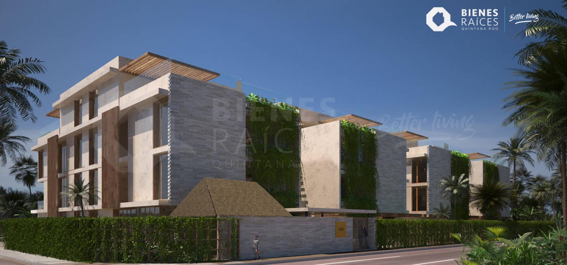 Agencia Inmobiliaria Bienes Raíces Quintana Roo Real Estate