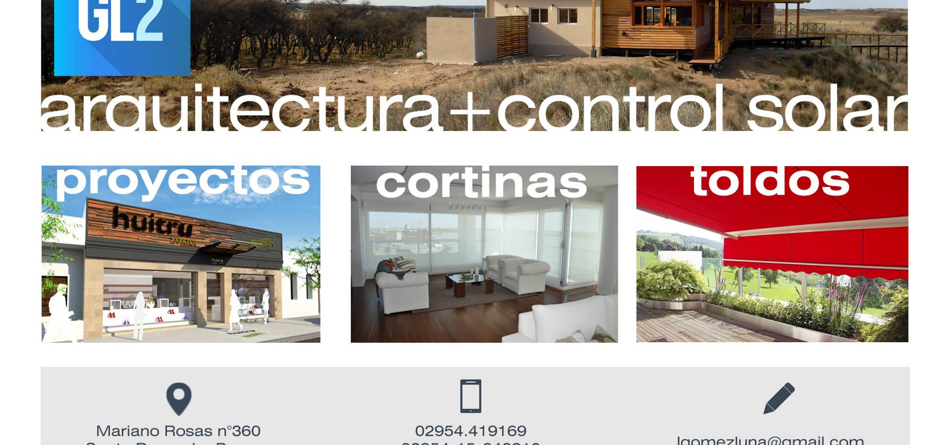 GL2 Arquitectura y Control Solar