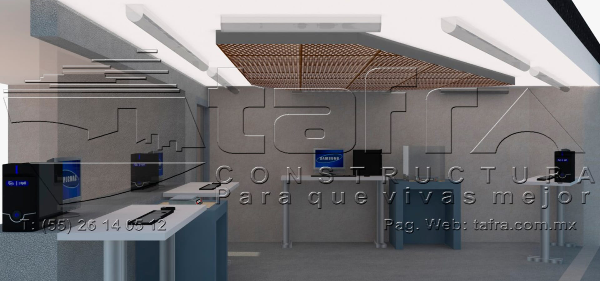 CONSTRUCTORA TAFRA, S. A. DE C. V.