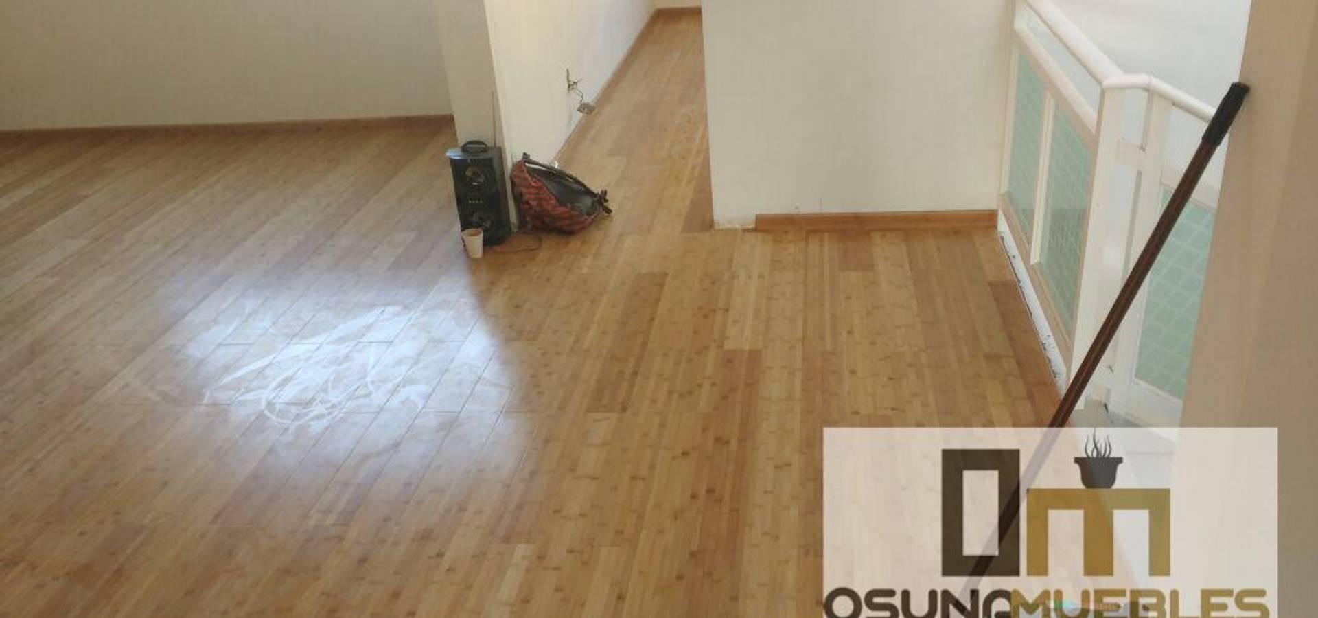 Muebles Sobre Diseño y Acabados Osuna