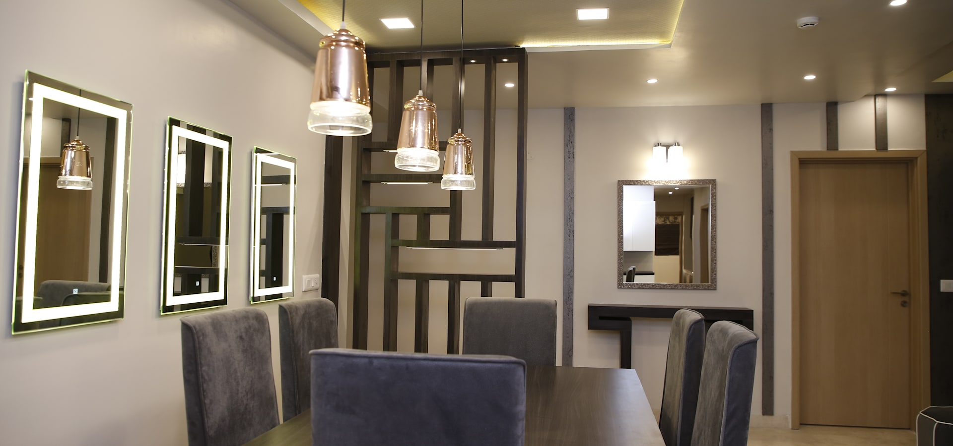 Luxury Apartment Bar And Lounge Room Homify