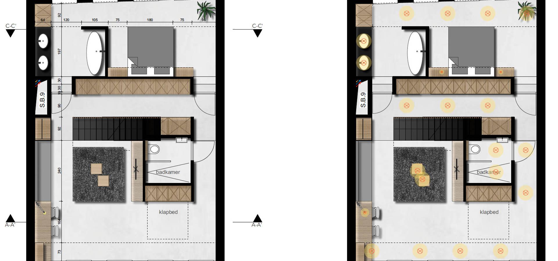 PHY interior design