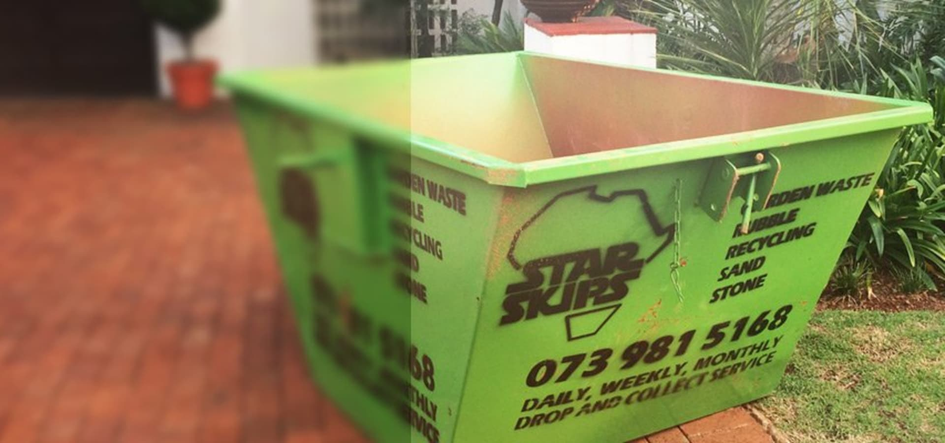 Star Skips Mini Skip Hire Pretoria