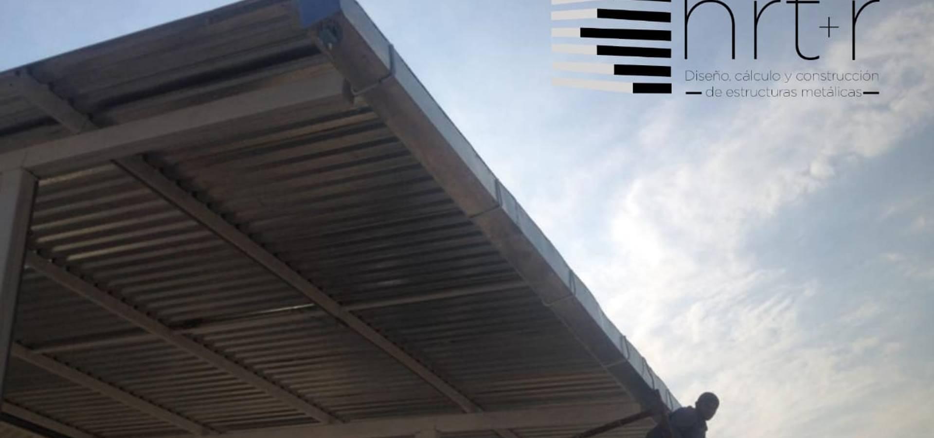 Hrt+r diseño calculo y construccion de estructuras metalicas