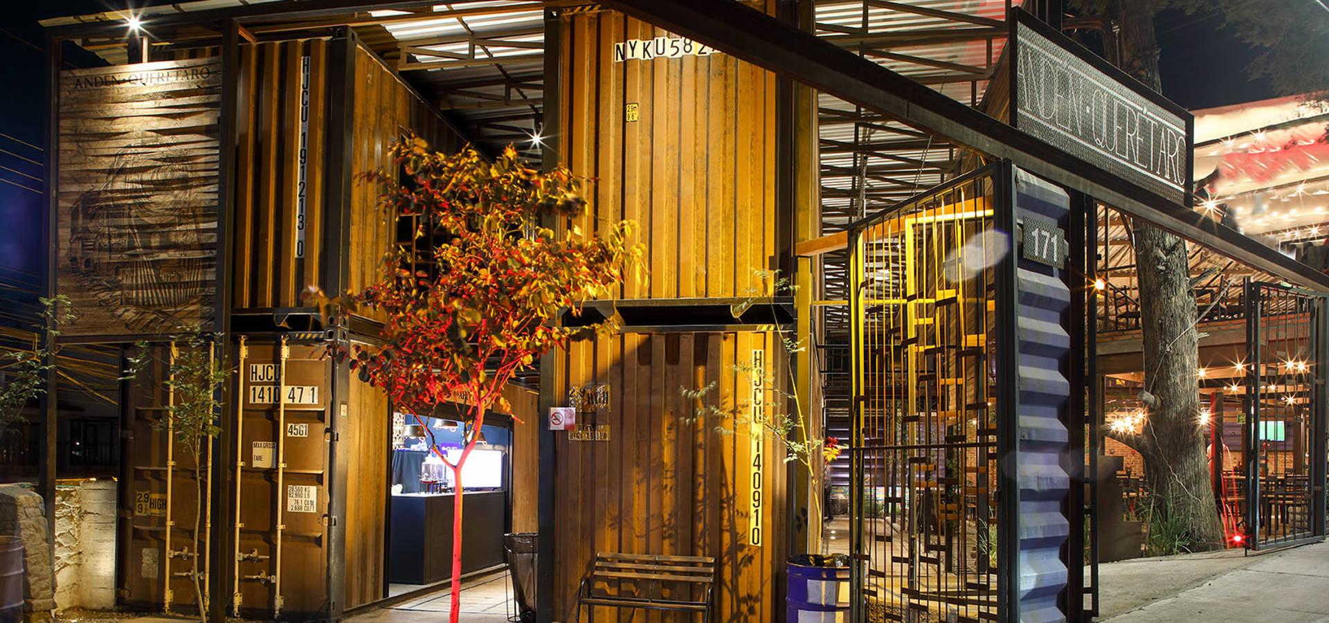 Changos Restaurante De Boutique De Arquitectura Querétaro