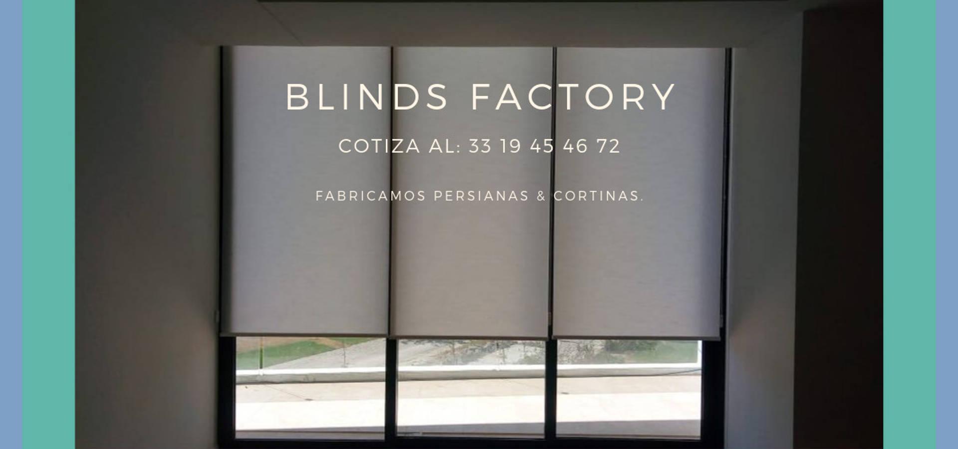 Blinds Factory GDL
