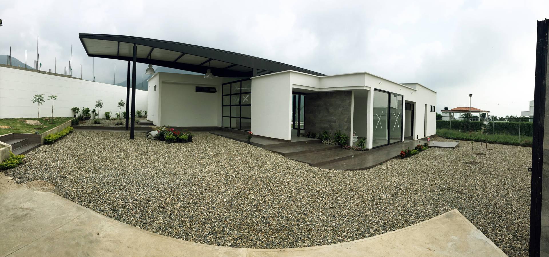 NAX – Arquitectura